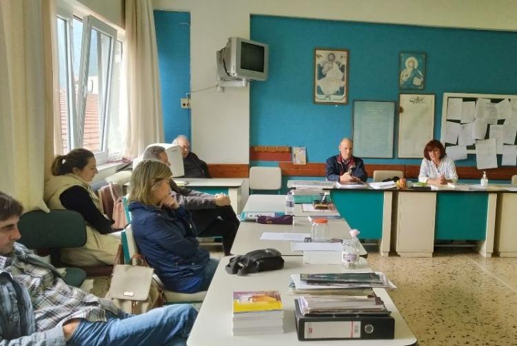 Επίσκεψη Φρόσως Καρασαρλίδου σε ΕΠΑΛ Βέροιας και Νάουσας. Όχι στην υποβάθμιση της επαγγελματικής εκπαίδευσης