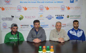 ΦΑΣ Νάουσα-Μακεδονικός 2-0, δηλώσεις προπονητών και ποδοσφαιριστών