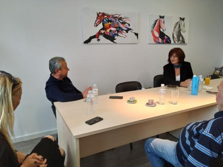 Επίσκεψη Φρ.Καρασαρλίδου στα «Παιδιά της Άνοιξης» : Νέο ΚΔΙΦ στη Βέροια και επιτακτική ανάγκη Στέγης Υποστηριζόμενης Διαβίωσης στην Ημαθία