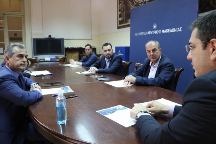 Α. Τζιτζικώστας: «Η Περιφέρεια φροντίζει, ώστε η Κεντρική Μακεδονία να είναι ένας ασφαλής τουριστικός προορισμός»