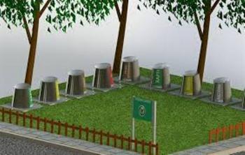 Με απόφαση του Περιφερειάρχη Κεντρικής Μακεδονίας Απ.Τζιτζικώστα δημιουργούνται Πράσινα Σημεία στους 38 Δήμους της Κεντρικής Μακεδονίας