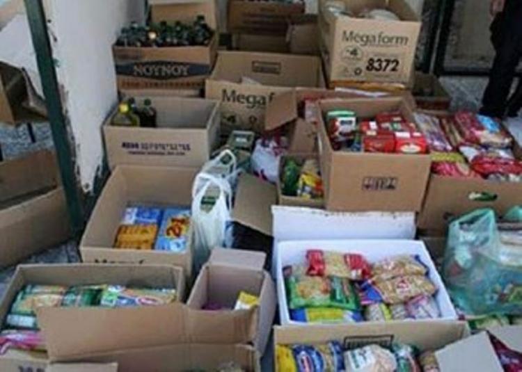Π.Ε. Ημαθίας : Διανομή νωπών τροφίμων – ΒΥΣ σε δικαιούχους του προγράμματος ΤΕΒΑ