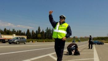 Εντατικοί τροχονομικοί έλεγχοι πραγματοποιήθηκαν σε όλη την Κεντρική Μακεδονία (πλην Θεσ/νίκης) κατά το τριήμερο του Αγίου Πνεύματος
