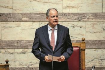 Στην αρμόδια επιτροπή της Βουλής η Συμφωνία Ελλάδας-Ιταλίας για την ΑΟΖ