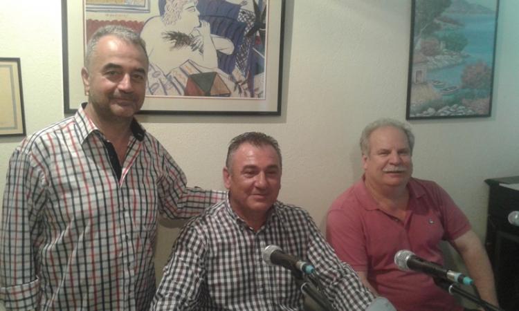 Τ. Χαλκίδης στο ΡΑΔΙΟ ΑΙΧΜΗ-102,8 : «Φέτος είναι μια καθοριστική χρονιά για τους ροδακινοπαραγωγούς»
