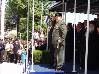 «Χείμαρρος» ο Στρατηγός Φράγκος στο «Ράδιο Αιχμή-102,8»!