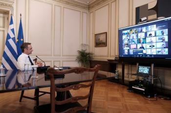 Πραγματοποιήθηκε χθες η πρώτη ψηφιακή διάσκεψη με τους προέδρους των οργανώσεων του κόμματος από όλη την Ελλάδα, που διοργάνωσε η Γραμματεία Οργανωτικού