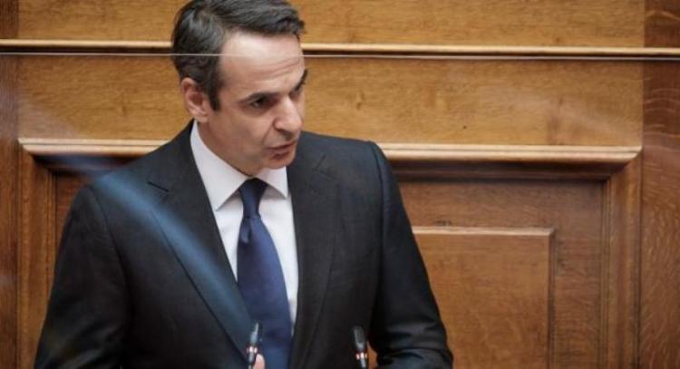 Περισσότερες δόσεις για φόρο και ΕΝΦΙΑ, έκπτωση για εφάπαξ καταβολή ανακοίνωσε ο Μητσοτάκης