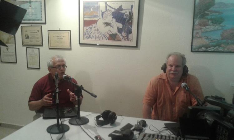 Χρ.Κούτρας στο «Ράδιο Αιχμή-102,8» αναφορικά με την πανδημία : «Είμαι αισιόδοξος ότι ο κορωνοϊός θα τελειώσει τον Αύγουστο»