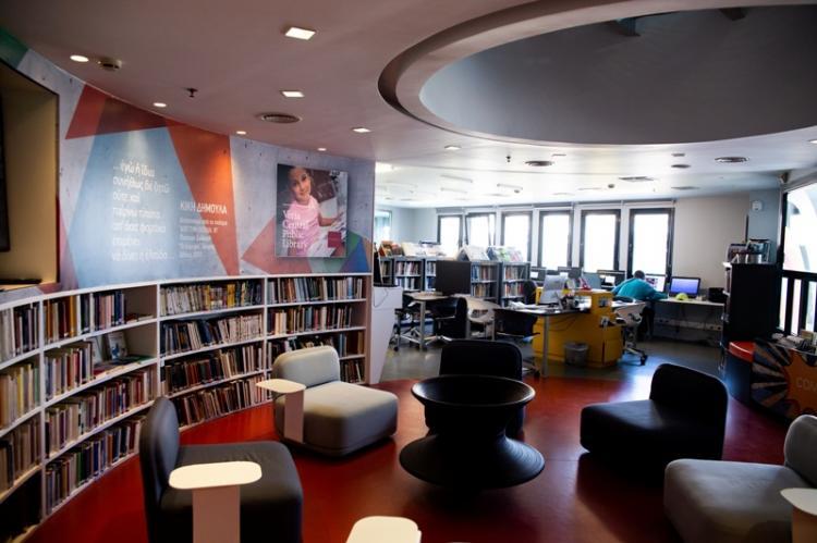 Πλήρες ωράριο λειτουργίας για τη Δημόσια Κεντρική Βιβλιοθήκη της Βέροιας