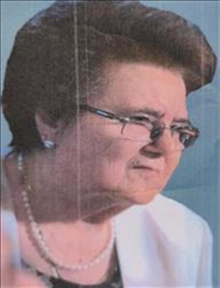 Σε ηλικία 85 ετών έφυγε από τη ζωή η ΓΕΩΡΓΙΑ Α. ΛΑΦΑΡΑ