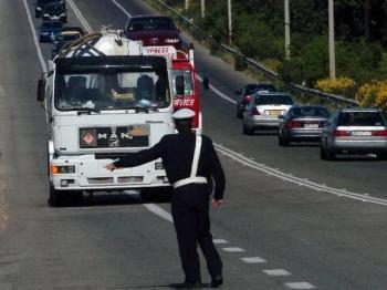 Απαγόρευση κυκλοφορίας φορτηγών ωφέλιμου φορτίου άνω του 1,5 τόνου, κάθε Παρασκευή και Κυριακή από 19 Ιουνίου έως 13 Σεπτεμβρίου 2020