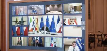 Μητσοτάκης στη Σύνοδο Κορυφής: Έχουμε ραντεβού με την ιστορία