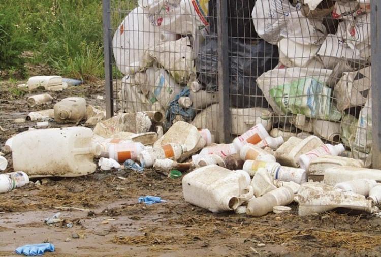 Δήμος Βέροιας : Οι κενές συσκευασίες φυτοπροστατευτικών προϊόντων αποτελούν επικίνδυνο απόβλητο