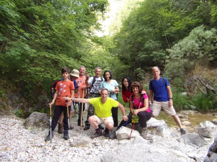 ΟΛΥΜΠΟΣ, Ρέμα Ορλιά - Καταφύγιο Κορομηλιά, με τους Ορειβάτες Βέροιας, Κυριακή 24 Ιουνίου 2020