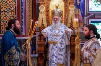 Κυριακή Β΄ Ματθαίου στον Ιερό Ναό των Αγίων Αναργύρων Βεροίας