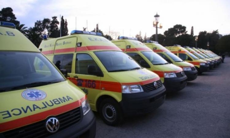 Σωματείο εργαζομένων ΕΚΑΒ Ημαθίας : «Κίνηση εντυπωσιασμού το ασθενοφόρο έξω από τον Αρχαιολογικό χώρο της Βεργίνας»