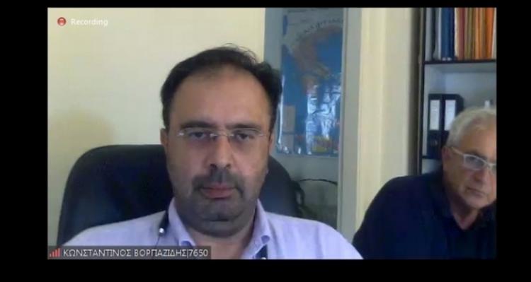 Στο πρόγραμμα δημοσίων επενδύσεων το έργο αποχέτευσης Βεργίνας – Παλατιτσίων