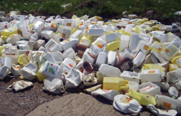 Δήμος Βέροιας : Πρώτη συλλογή κενών συσκευασιών φυτοπροστατευτικών προϊόντων