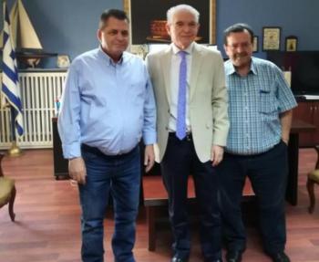 Ο Κώστας Καλαϊτζίδης και το...«καήκαμε στο γάλα, φυσάμε και το γιαούρτι»