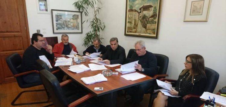Οικονομική Επιτροπή Δήμου Βέροιας: Διατηρούνται στα ίδια επίπεδα και το 2018 οι περισσότεροι δημοτικοί φόροι