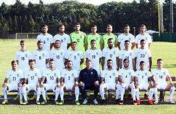 Σήμερα ο πρώτος αγώνας μπαράζ της Εθνικής Ελλάδος με την Κροατία στο Ζάγκρεμπ