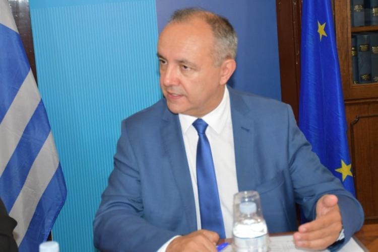 Θ. Καράογλου : «Να αναδείξουμε την ένδοξη συμβολή της Μακεδονίας και της Θράκης στην επανάσταση του 1821»