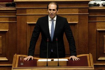 Απ. Βεσυρόπουλος : «Απαλλάσσονται οι κατά κύριο επάγγελμα αγρότες από το τέλος επιτηδεύματος για το φορολογικό έτος 2019»