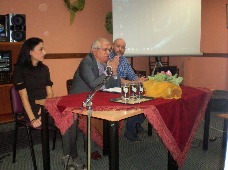 «Ελάτε να κάνουμε τον καρκίνο του παχέος εντέρου παρελθόν» : εκδήλωση στο ΚΑΠΗ Δήμου Βέροιας
