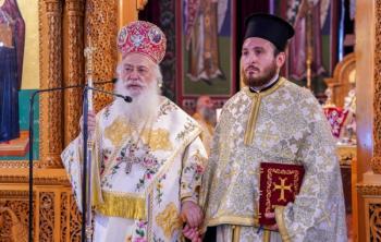 Κυριακή Γ΄ Ματθαίου στην Αλεξάνδρεια Ημαθίας. Χειροτονία Πρεσβυτέρου