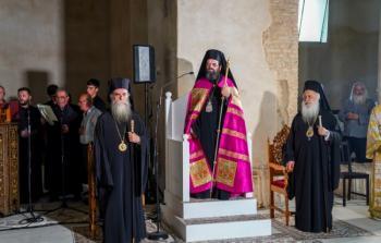 Πανηγυρικός Εσπερινός των Πρωτοκορυφαίων Αποστόλων Παύλου και Πέτρου στον Παλαιό Μητροπολιτικό Ναό της Βεροίας