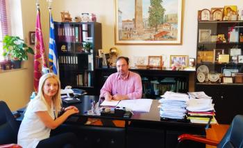 Δωρεά δύο οικοπέδων από το Δήμο Βέροιας στα «Παιδιά της άνοιξης» για την ανέγερση δομών