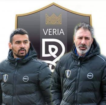 ΠΑΕ ΝΠΣ Βέροια 2019 : Λύση συνεργασίας με τον προπονητή Βαγγέλη Ντίσιο και το γυμναστή Πασχάλη Έλκα