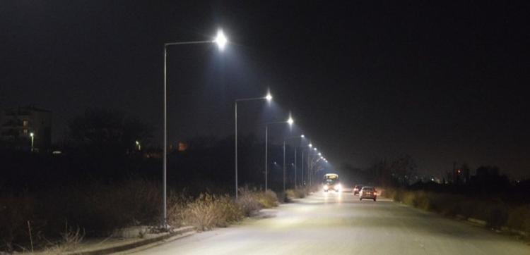Aναβάθμιση ηλεκτροφωτισμού στο οδικό δίκτυο ευθύνης της ΠΚΜ-84 χλμ., 1.484 φωτιστικά στην Ημαθία