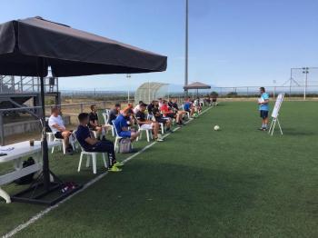 Ξεκίνησε η Β´ Φάση της Σχολής Προπονητών UEFA C που διεξάγεται υπό την αιγίδα της ΕΠΣ Ημαθίας και της ΕΠΟ