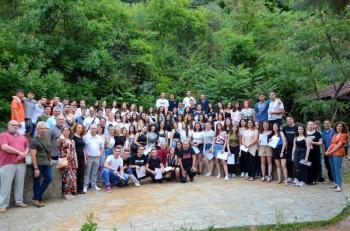 Φερέλπιδες μαθητές, γεμάτοι ανθρωπιά, για ένα και μοναδικό σκοπό