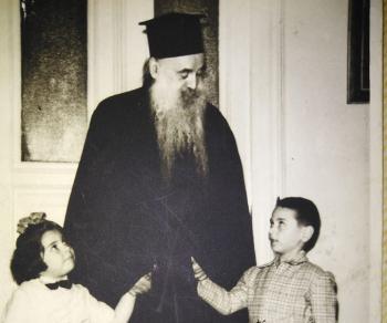 Η Χαρούλα, ο Νίκος και ο Πατριάρχης!