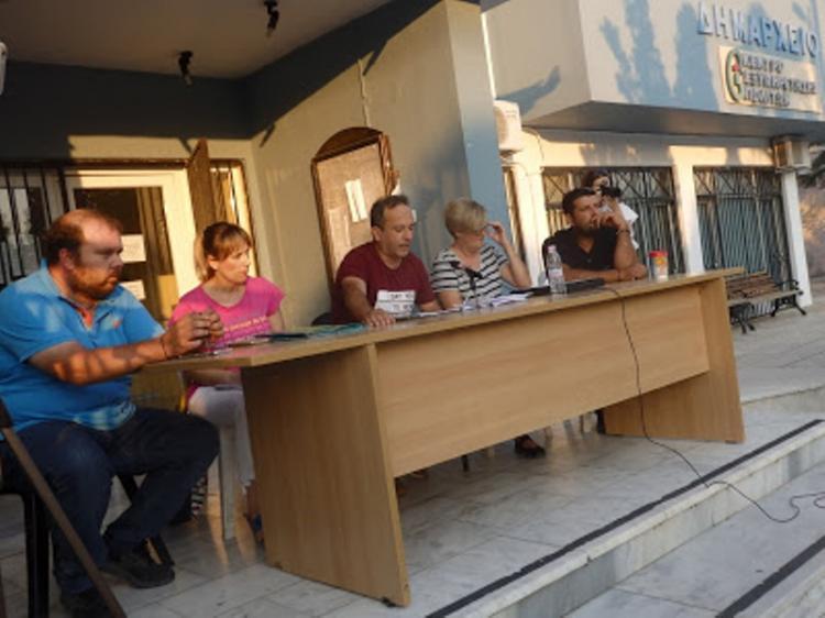 Πραγματοποιήθηκε η εκδήλωση του Αγροτικού Συλλόγου Ημαθίας για την πορεία του ροδάκινου