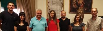 Ευχαριστήριο του Δημάρχου Παναγιώτη Γκυρίνη προς τους Εθελοντές Καθηγητές του Κοινωνικού Φροντιστηρίου του Δήμου Αλεξάνδρειας