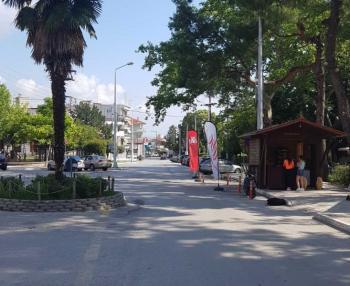 Δήμος Νάουσας : Προχωρά τη Δευτέρα στον αποκλεισμό της οδού Μ.Αλεξάνδρου (Τμήμα 1) στο πλαίσιο εργασιών που ξεκινούν για την ανάπλασή της