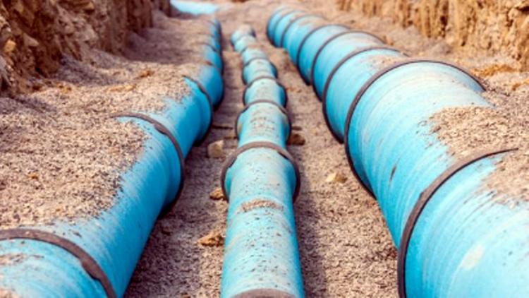 Δ.Ε.Υ.Α.Ν. : Δίκτυο ζωής - έργο πνοής το νέο δίκτυο ύδρευσης στην πόλη της Νάουσας