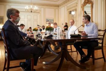 Κοροναϊός: Εκτακτα μέτρα στα σύνορα ανακοίνωσε η κυβέρνηση
