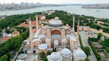 Αγία Σοφία : Άνοιξε ο δρόμος για μετατροπή της σε τζαμί