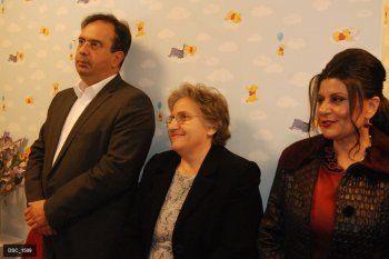 Πρωτοβουλία για το Παιδί : Ποιοι συνέβαλαν στη δημιουργία του Κέντρου Θεραπείας Τραύματος