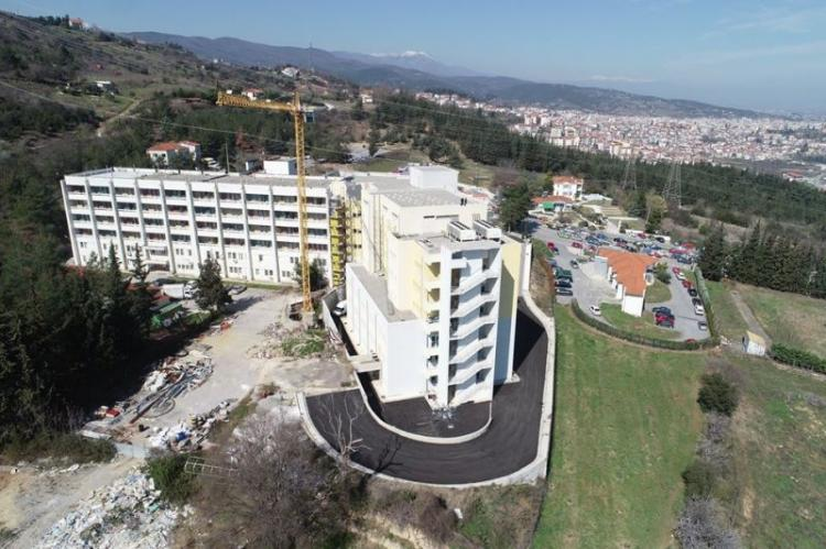 Ηλίας Πλιόγκας : «Η Νέα Πτέρυγα του Νοσοκομείου Βέροιας ολοκληρώνεται και παραδίδεται μέσα στο 2020»!
