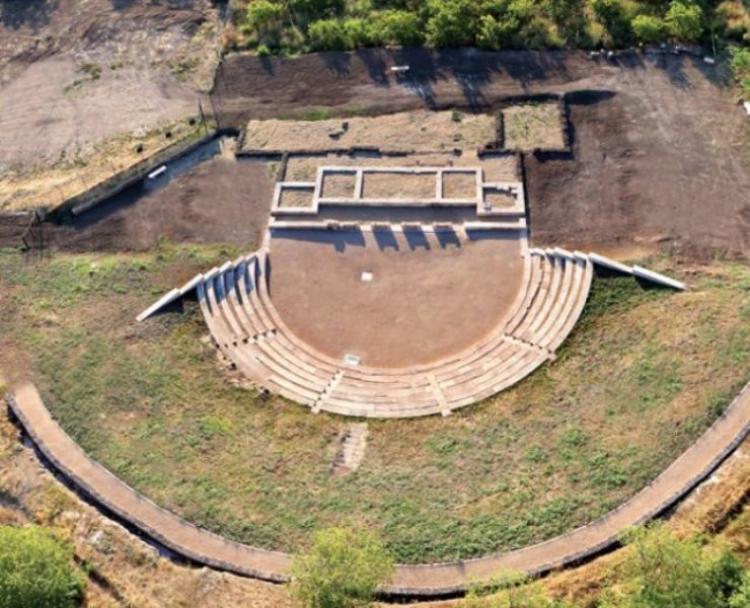 Σχολείο Σκηνοθεσίας στη Σχολή του Αριστοτέλη  – 2500 χρόνια μετά