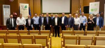 Μ. Βορίδης : «Αγαστή συνεργασία του Υπουργείου με τις Περιφέρειες για την ανάδειξη της Αγροτικής Ανάπτυξης της χώρας»