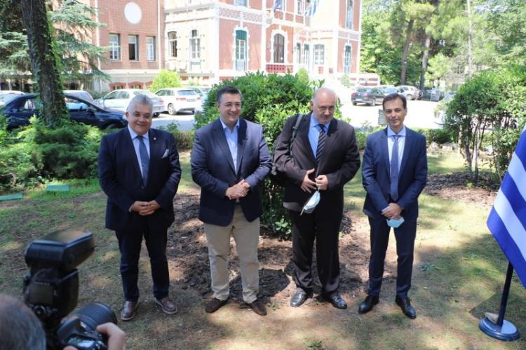 Σε όλη την Κ.Μακεδονία επεκτείνεται το πρόγραμμα παρακολούθησης του κορονοϊού στα λύματα με τη συνεργασία Π.Κ.Μ.-Α.Π.Θ.-Ε.Υ.Α.Θ.
