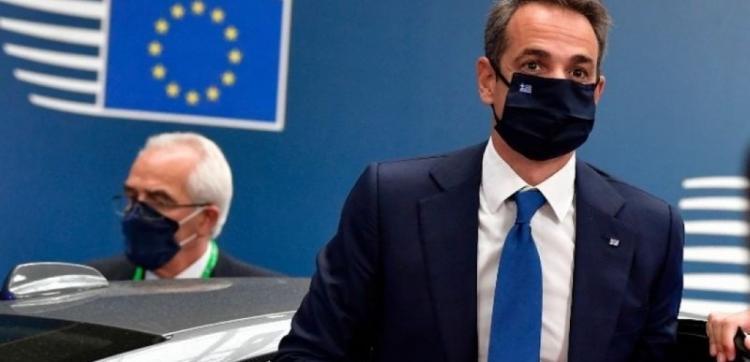 Σύνοδος Κορυφής: Ο Μητσοτάκης «κλειδώνει» τα 32 δισ. και τις κυρώσεις κατά της Τουρκίας