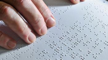 Δυνατότητα σχολικής ένταξης παιδιών με προβλήματα όρασης στην Ένωση Τυφλών Βορείου Ελλάδος «Ο ΛΟΥΔΟΒΙΚΟΣ ΜΠΡΑϊΓ»